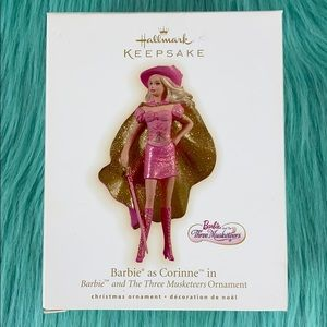Hallmark Holiday - Hallmark 2009 Barbie as Corrine Ornament
